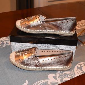 Wanted Marquis Laser Cut Espadrille